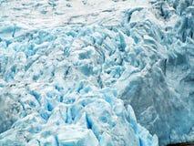 briksdal冰川 免版税库存图片