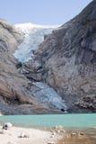 Briksdal Glacier Stock Photos