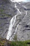 Briksdalesbreen Sogn og Fjordane Norway. Stock Image