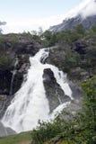 Briksdalesbreen Sogn og Fjordane Norway. Royalty Free Stock Photos