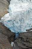 Briksdalsbreen Glacier in Jostedalsbreen, Norway Stock Photo