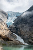 Briksdalsbreen Stock Images