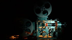 Bril, filmfestival, première, betovering stock footage