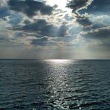 brilhante da luz Fotografia de Stock Royalty Free