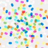Brilho brilhante das cores do arco-íris ilustração do vetor
