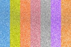 Brilho colorido abstrato Imagem de Stock