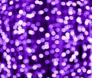 Brilho da cor expresso no formulário dos círculos foto de stock