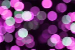 Brilho da cor no formulário dos círculos imagens de stock royalty free
