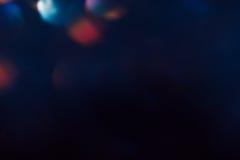 Brilho de brilho borrado sumário, cerceta e vermelho imagens de stock