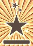Brilho Stars_eps Imagens de Stock