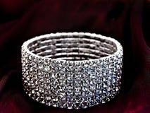 Briljante armband Royalty-vrije Stock Foto