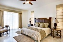 Brillamment chambre à coucher de Lit