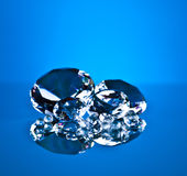 Brillant and diamond Stock Images