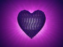 Brillant heart 1 Royalty Free Stock Photos
