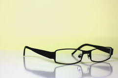 Brille Stockbild