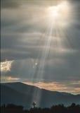 Brille su luz Imagen de archivo libre de regalías