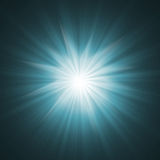Brillez l'effet de la lumière Photographie stock libre de droits