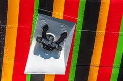 Brillez le bateau photographie stock libre de droits