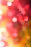 brillia lumineux de milieux de tache floue abstraite de bille Photographie stock libre de droits