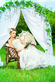 Brilliance wedding Royalty Free Stock Images