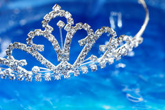 Brilliant diadem Stock Photography