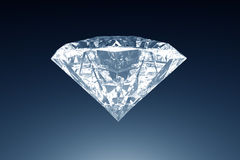Brilliant diamond Royalty Free Stock Photography