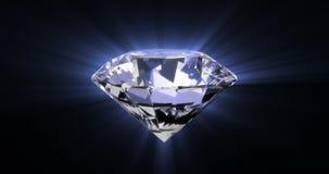 Brilliant diamond stock video