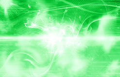 Brilliant green background Royalty Free Stock Images