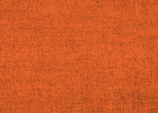 Brilliant orange linen texture Stock Photo