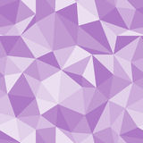 Brilliant Seamless Pattern. Diamond Triangle Vector Background. Royalty Free Stock Photography
