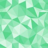 Brilliant seamless pattern. Diamond triangle vector background. Stock Photography