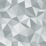 Brilliant seamless pattern. Diamond triangle vector background. Stock Photos