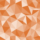 Brilliant seamless pattern. Diamond triangle vector background. Royalty Free Stock Image