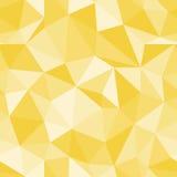 Brilliant seamless pattern. Diamond triangle vector background. Stock Image