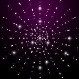 Brilliant stars vector illustration