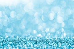 Brillo azul para el fondo abstracto Imagen de archivo