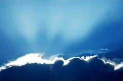 Brillo de Sun Imagenes de archivo