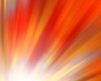 Brillo rojo - fondo abstracto Imágenes de archivo libres de regalías