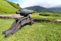 brimstone forteczny wzgórza Kitts st Obrazy Royalty Free