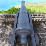 Brimstone Hill Fortress - St Kitts Royalty Free Stock Photography