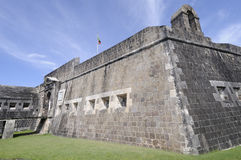 Brimstone Hill Fortress Stock Image