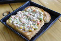 Brinde da salada de atum Foto de Stock