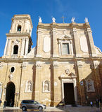 Brindisi Cathedral Royalty Free Stock Image