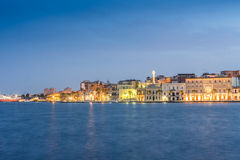 Brindisi city center, Puglia, south of Italy. Europe stock photos