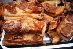 Brine pork Stock Photo