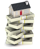 Bringen Sie Hypothek unter Lizenzfreie Stockfotografie