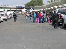 Bringthemhome. Tijuana mexico Stock Photography