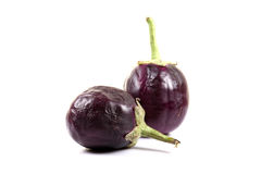 Brinjals Royalty Free Stock Photos