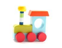 Brinque o trem Fotos de Stock