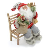 Brinque Papai Noel Fotos de Stock Royalty Free